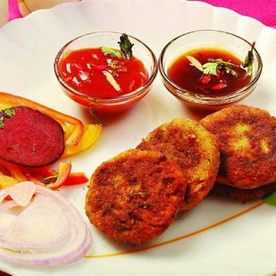 Vegetable Cutlet