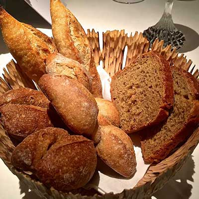 Assorted Bread Basket