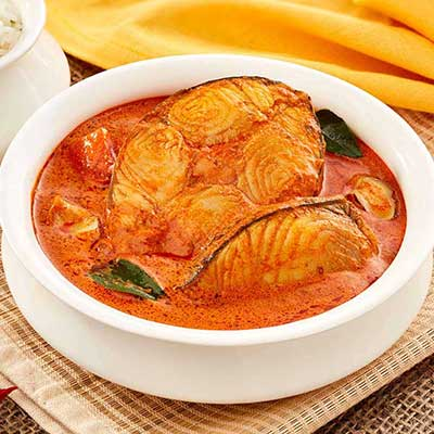 Fish Masala (Salmon Fish)