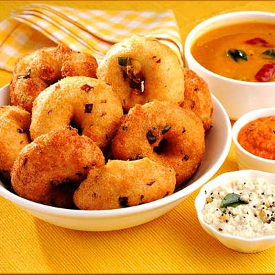Medu Vada (3 Pieces)