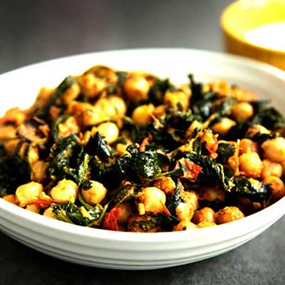 Channa Saag (New)